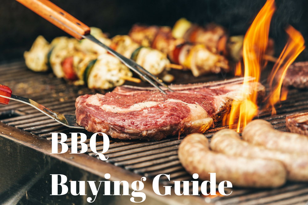 BBQ Buying Guide - How to Buy a Grill