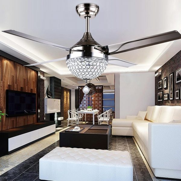 What Size Ceiling Fan Do I Need For My Bedroom?