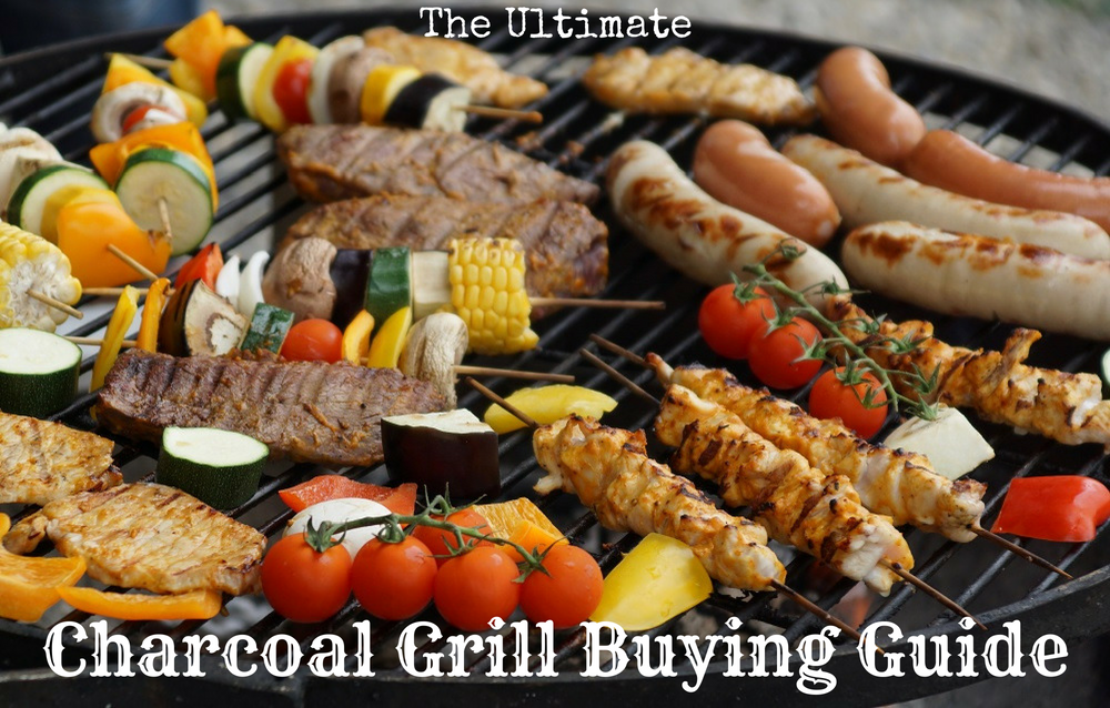 Charcoal Grill Buying Guide