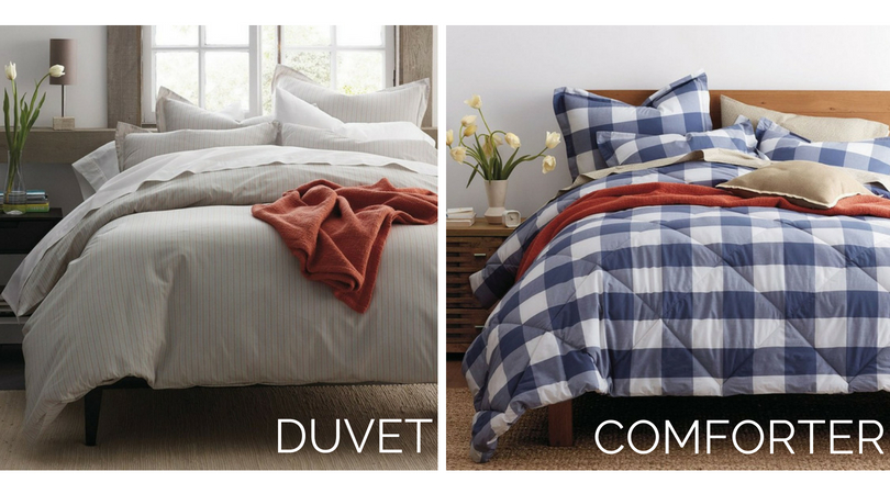 What Is A Duvet Duvet Vs Comforter The Housist